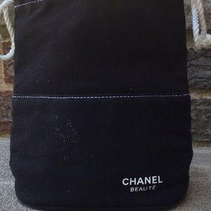 Chanel makeup bag 100% authentic